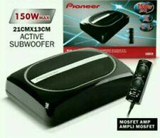 PIONEER TS-WX110A Aktiv Subwoofer Untersitz Flach Kompakt 150Watt