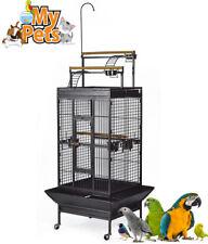 MyPets® Papageienkäfig BIRD CASTLE XXXL Voliere Käfig Vogelkäfig Vogel Papagei
