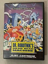 Dr. Robotnik's Mean Bean Machine | Sega Mega Drive | PAL | CIB | Original in OVP