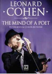 Leonard Cohen: The Mind of a Poet DVD (2015)