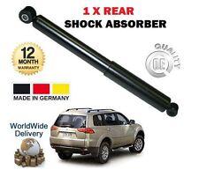 FOR MITSUBISHI CHALLENGER K90 2.5 TD 3.0 V6 1998->1x REAR SHOCK ABSORBER SHOCKER