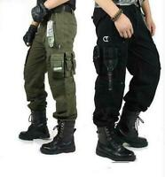 men cargo millitary clothing Tactical Pants Outdoor Camo workwear Trousers VICT