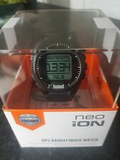 GPS Golf Watch Bushnell Neo Ion Black/Green
