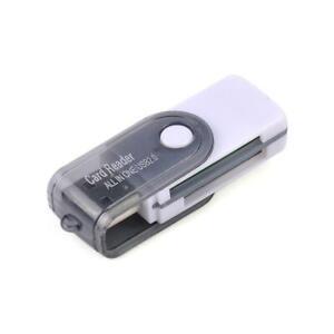 4 IN 1 Micro SD to USB Multi-Card Memory Card Adapter Reader K4Q9 128GB Su KJ