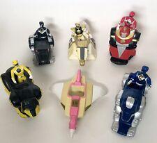 Mighty Morphin Power Rangers Movie McDonalds figures zords lot set 1995 Saban