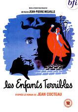 Les Enfants Terribles (1950) DVD Jean Cocteau-Nicole Stephane-Edouard Dhermitte