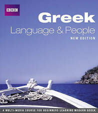 Greek Language and People Course Book, Very Good Condition Book, David Hardy, IS