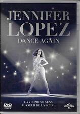 DVD ZONE 2--JENNIFER LOPEZ--DANCE AGAIN--2015