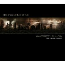 The métapsychologie Force Welcome to Scarcity Limited 2cd BOX 2017