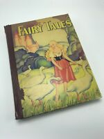 Grimm's Fairy Tales 1934 Illustrated by Goldy Young Whitman Publishing 1st Ed Vg