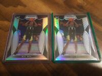 2019 Bol Bol Silver Panini Prizm Draft Picks RC # 45 Mint Condition Nuggets