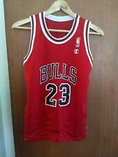 Michael Jordan #23 Red Chicago Bulls Jersey, youth size M 10-12 Vintage Champion