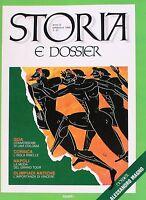 STORIA E DOSSIER  Anno III settembre 1988 n 21  GIUNTI  Goa, Corsica, Napoli