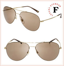 25f424e00c GUCCI Aviator 0500 GG2245S Peach Gold Mirrored Sunglasses Unisex 2245 Metal