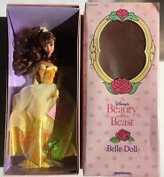 Disney Doll 1991 BEAUTY AND THE BEAST Belle By Applause
