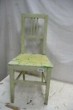 9888. Alter Biedermeier Stuhl Old wooden chair