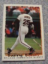 L#63 1995 Topps #100 Barry Bonds, San Francisco Giants, NrMt