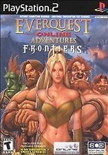 PlayStation2 : Everquest Online Adventures: Frontiers VideoGames