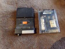 Fabulous Vintage 8 Track Tape To Cassette Car Adapter And Vintage Cleaning Kit