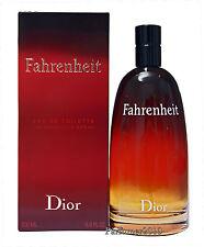 Dior Fahrenheit EDT 200ml EDT Eau de Toilette Spray Neu&Originalverpackt