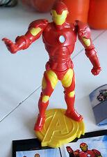 IRON MAN - serie maxi Kinder Avengers - 13cm - nuovo!