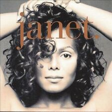 JANET JACKSON-JANET NEW CD