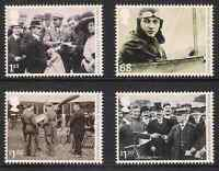 GB 2011 sg3216-19 Centenary Of First UK Aerial Post Set MNH