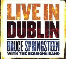 BRUCE SPRINGSTEEN Live In Dublin 2CD BRAND NEW