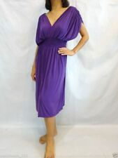 New Purple Kimono Party Cocktail Short Dress Plus Size 2X 3X 4X 18 20 22 24