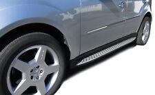 2 MARCHE PIED PLAT AMG LOOK MERCEDES CLASSE GL X164 GL350 GL450 CDI GL500