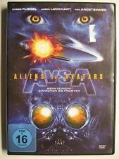 ALIENS VS. AVATARS - GERATE NICHT ZWISCHEN DIE FRONTEN - DVD - CASSIE FLIEGEL