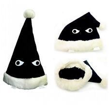 FD4322 Anime Naruto Uzumaki BEANIE Hat Cap Pajamas Black Nightcap Cosplay Gift*