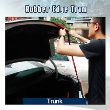 New Black Car Edge PVC Rubber Trim Seal for Caravan Trailer Camper Boat Vinyl US
