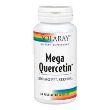 Mega Quercetin 60 Caps by Solaray