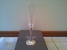 Opulence Waterford Crystal Toasting Flute S/2 Monique Lhuillier Wine Glasses NIB