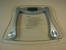 Taylor 440LB Capacity Digital Scale Silver/Clear 1.6in Tall Digits 7516 Glass