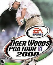 TIGER WOODS PGA TOUR 2000 GOLF -ENGLISH PC giochi per PC   GAME WINDOWS