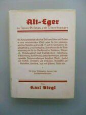 Siegl ALT-EGER IN SEINEN GESETZEN UND VERORDNUNGEN 1927