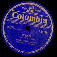 Irmgard Seefried-Sopran-Mozart: an Chloe k.524/ridente la Medela 78' s9982