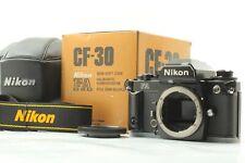 [NEAR MINT+++ w/Case&Strap] Nikon FA Black Body 35mm SLR Film Camera JAPAN #241