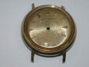 Bulova Accutron Model 214 YGF Complete Case & Dial. 26Y