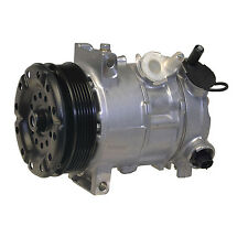 DENSO 471-0804 New Compressor And Clutch