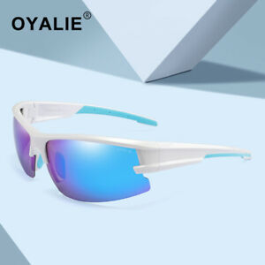 Men Women Sport Polarized Sunglasses Outdoor Riding Driving Travel Glasses New