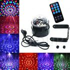 Mini Disco DJ LED Stage Ball Light Party Laser Projector Lamp RGB Colour Lights