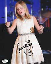 JACKIE EVANCHO SIGNED 8X10 PHOTO W/PROOF JSA AUTHENTICATION # 2