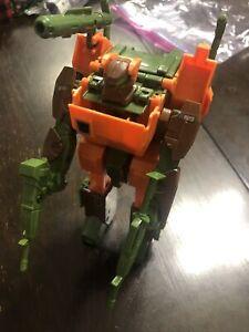 1985 G1 Transformers Autobot Deluxe Roadbuster w/ Original Accessories!