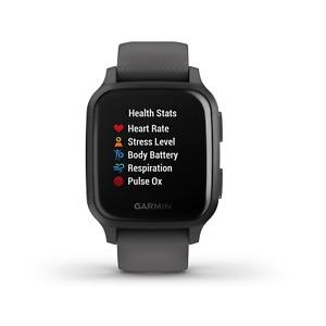 Garmin Venu Sq GPS Square Smartwatch   Authentic   ANT+   Bluetooth   Genuine