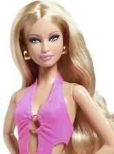 2011 NEW Barbie Doll Basics Swimsuit Fashion only.