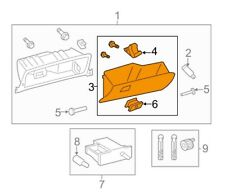 For Toyota Genuine Glove Box Door Front 5550107010B1