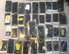 BULK LOT OF MIXED FAULTY APPLE IPHONES 5C 5 5S MOBILE PHONES - STORE RET BOX 5